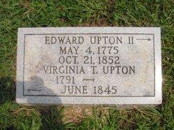 Virginia T <i>Trainer</i> Upton