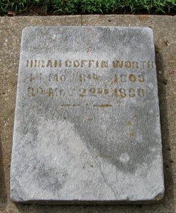 Hiram Coffin Worth