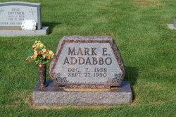 Mark E Addabbo