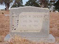 Lewis Winiford Jackson