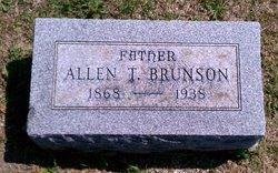Allen T. Brunson