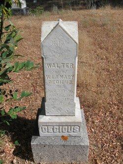 Walter Decious