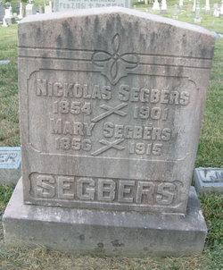 Mary <i>Broeker</i> Segbers