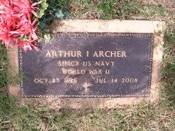 Arthur Isaac Fuzzy Archer