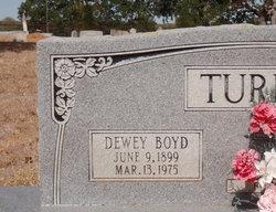 Dewey Boyd Turner