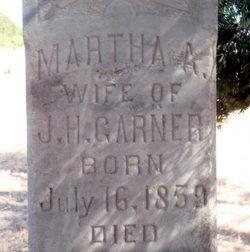 Martha Adaline Addie <i>Morgan</i> Garner