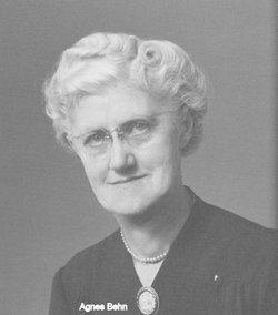 Anna Agnes Behn