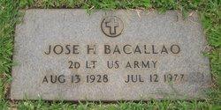 Jos� H. Bacallao
