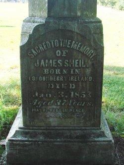 Dr James Sheil