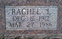 Rachel L. Custer