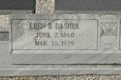 Eben B. Dasher
