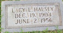 Lacy <i>Landreth</i> Halsey