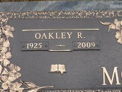 Oakley R. Moench