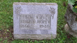 Alice Mae <i>Hopey</i> Dockstader