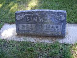 Leslie H. Simmet