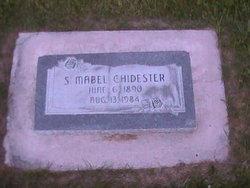 Sarah Mable <i>Ide</i> Chidester