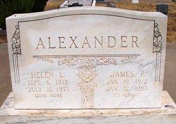 Mrs Helen Lois <i>Witt</i> Alexander