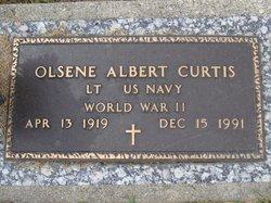 LCDR Olsene Albert Curtis