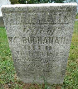 Hannah <i>Houston</i> Buchanan