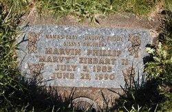 Marvin Phillip Marvy Ziebart, II