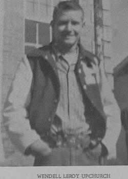 Wendell Leroy Upchurch