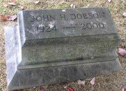 John Harrison Dobson