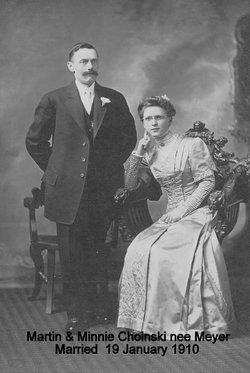 Wilhelmina <i>Meyer</i> Choinski