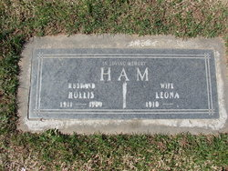 Leona M <i>Smith</i> Ham