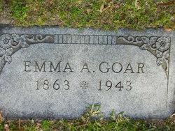 Emma A Goar