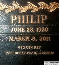 CPO Philip B Serio