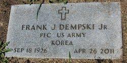 PFC Frank J. Dempski, Jr