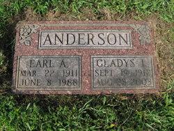 Gladys Lena <i>Reed</i> Anderson