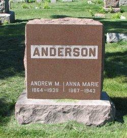 Anna Marie <i>Olson</i> Anderson