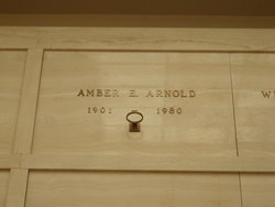 Amber Evelyn <i>Smith</i> Arnold