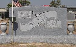 Joel D Blair, Jr