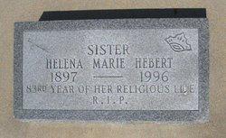 Sr Helena Marie <i>Melina Edna</i> Hebert