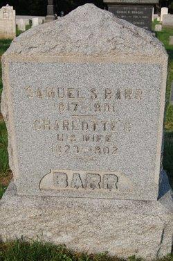Charlotte C Barr