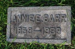 Annie E Barr