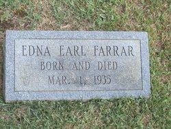 Edna Earl Farrar