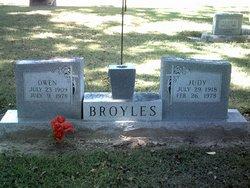 Jewell Rosa Judy <i>Littlejohn</i> Broyles