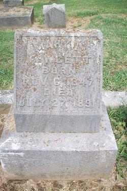 Mary Louise Mollie <i>Shrader</i> Fawcett
