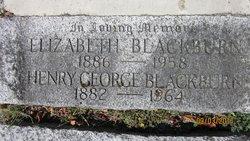 Henry George Blackburn