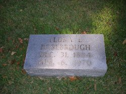 Flora L <i>Hageman</i> Rosebrough
