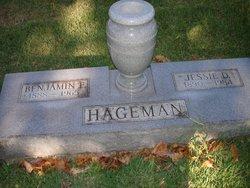 Benjamin Franklin Ben Hageman