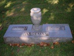 Jessie Davis <i>Moore</i> Hageman