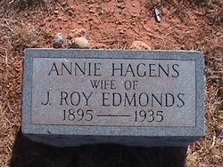 Annie <i>Hagens</i> Edmonds