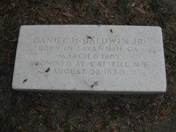 Daniel H. Baldwin, Jr