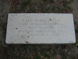 Kate A. Baldwin