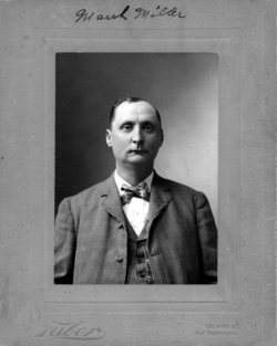 Marshall Edmund Marsh Miller