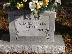 Amanda <i>Bays</i> Meade